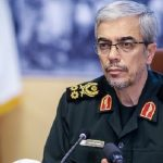 سرلشکر باقری از پایگاه هوایی شهیدحبیبی مشهد بازدید کرد