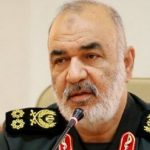 سرلشکر سلامی درگذشت مسئول عملیات منطقه یکم نیروی دریایی سپاه را تسلیت گفت