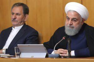 روحانی: انگلیسیها آغازگر ناامنی در دریاها هستند و تبعات آن را درک خواهند کرد