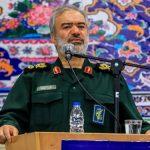 دریادار فدوی: سپاه پاسداران از هر زمان دیگری مقتدرتر است