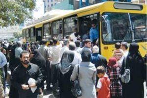 ۳۵۰ اتوبوس و مینیبوس غیرمجاز در قم مشکلاتی را برای مردم ایجاد کرده است