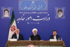 روحانی: آمریکا شایستگی مذاکره ندارد/ امنیت در برابر امنیت