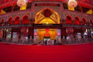 حضور 1000 خادم افتخاری ایرانی در حرم امام حسین(ع)
