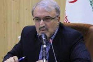 وزیر بهداشت: روحانیت در عرصه گره گشایی از مشکلات مردم پیشرو است