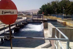 تصفیه روزانه 180 هزار لیتر آب در تصفیهخانه آرامستان بهشت معصومه