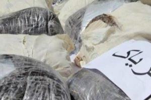 کشف 119 کیلوگرم تریاک و دستگیری 4 قاچاقچی در قم