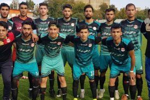 نخستین پیروزی مهامپلیمر قم در فوتبال امیدهای ایران