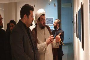 عکاسان منعکسکننده هنر متعالی هنرمندان در مسجد مقدس جمکران
