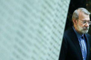 لاریجانی: برنامهای برای نامزدی مجلس ندارم