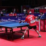 بین ورزشکاران آقا و خانم تنیس روی میز در کشور فاصله وجود دارد