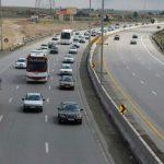 تردد در جادههای قم ۴ درصد افزایش یافت