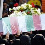 مادر شهیدان احمدی آسمانی شد