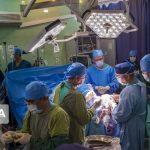 اعضای ۹۹ بیمار مرگ مغزی از استان قم پیوند شدهاست