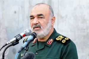 سردار سلامی: راهبردهای دشمنان در تحریم ها شکست خورد/مردم سیلی محکمی به حامیان آشوبگران زدند