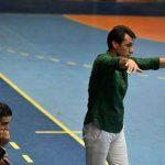 حسنزاده از سرمربیگری تیم لیگ برتری فوتسال برکنار شد