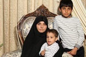 روایت دلتنگیهای فرزند و همسر شهیدی که خود مرهم زخمهای فرزندان شهدا شد