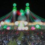 آغاز جانمایی موکبهای نیمه شعبان در مسیرهای منتهی به مسجد جمکران