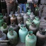 عرضه گاز مایع در قم ۲۵ درصد افزایش یافت