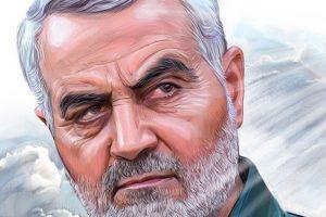 جوشش خون شهید سردار سلیمانی طومار آمریکا را در هم خواهد پیچید
