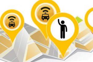 توقیف پلاکهای غیربومی فعال در شرکتهای تاکسی اینترنتی