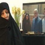 مادر شهید حادثه سقوط هواپیما: اجازه دخالت به بیگانگان و مغرضین داخلی را نمیدهیم/ پیام مقام معظم رهبری تسلی بخش ما بود
