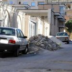 خیابان پر هویت قم درگیر حواشی یک پروژه
