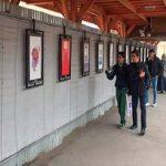 نمایشگاه جنتلمنهای تروریست در قم برپا شد