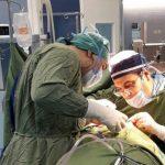 جراحی ترمیم شبکه بازویی دست برای نخستین بار در قم انجام شد