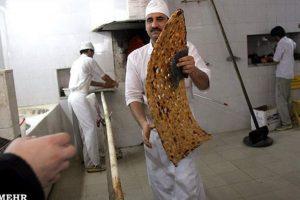 قم بیشترین نانوایی سنگک را در کشور دارد/ کیفیت پایین گندم