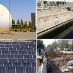 بهره برداری از پروژههای آبفای قم با اعتباری بالغ بر 44 میلیارد تومان