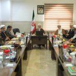 تدوین منشور حضور حداکثری مردم در انتخابات توسط حوزه