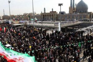 بیانیه مشترک 72 هیأت مذهبی قم برای حضور پرشکوه در راهپیمایی یوم الله 22 بهمن