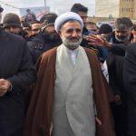 حضور امیرآبادی، ذوالنور و زاکانی در راهپیمایی 22 بهمن