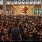 اجتماع بزرگ قاسمیون با حضور ۵ هزار دانشآموز قمی برگزار شد