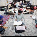 ۱۹ هزار نفر در ۲۱ مسجد قم معتکف میشوند