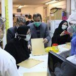 روزانه ۸ تا ۱۰ درصد بیماران از دو بیمارستان کامکار و فرقانی ترخیص میشوند