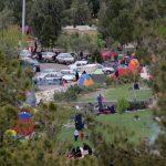 تردد شهروندان در بوستانهای قم محدود میشود