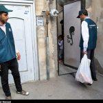 ۲۰۰ هزار بسته محصولات بهداشتی توسط بسیج سازندگی در مناطق محروم قم توزیع شد