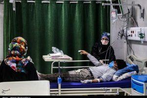 بستری ۴۷۵ نفر در بیمارستانهای قم/ نگران شیوع پیک دوم ویروس کرونا هستیم