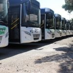 ادامه توقف فعالیت اتوبوسهای درون شهری شهرداری قم تا ۱۶ فروردین