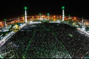استغاثه هموطنان به امام زمان(عج) / مردم ایران جشن نیمه شعبان را در منازل برگزار کنند