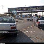 اعمال محدودیتهای ترافیکی در ۱۴ نقطه منتهی به شهر قم / اجازه ورود مسافر داده نمیشود
