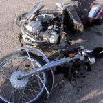 تصادف خودروی سواری با موتور سیکلت یک کشته برجای گذاشت