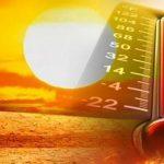افزایش دمای قم طی روزهای آتی