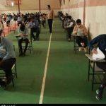 آزمون نهایی دانشآموزان قمی در ۱۰۰ پایگاه برگزار میشود