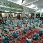 توزیع ۳۰ هزار بسته معیشتی میان محرومان استان قم