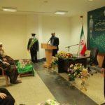 مرکز جدید نظارت تصویری حرم حضرت معصومه(س) افتتاح شد