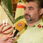 دستگیری سارق 6 میلیاردی دستگاه سنگ شکن در قم