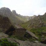 منطقه حفاظت شده پلنگ دره قم.