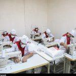 ظرفیت استان قم تولید روزانه ۵۰۰ هزار ماسک است